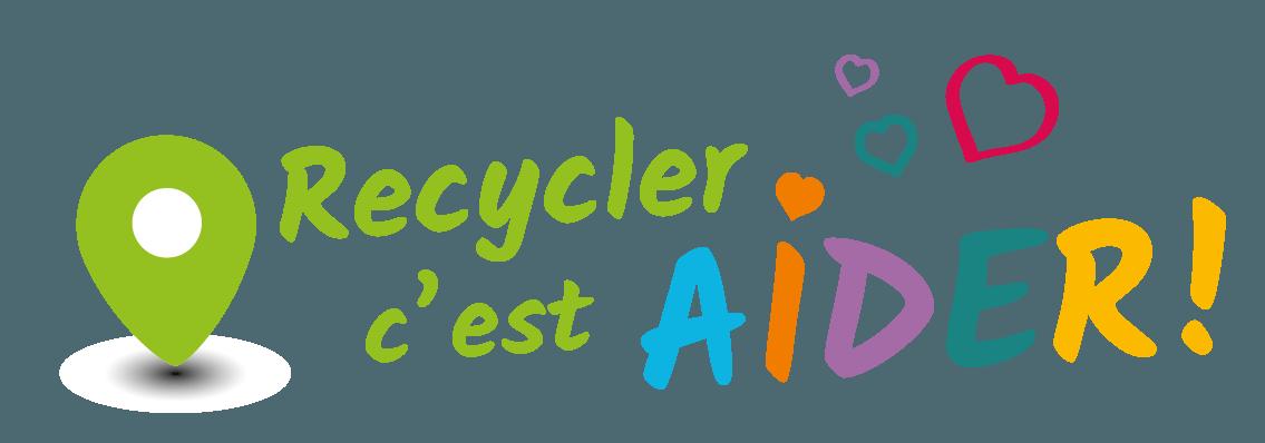 Recycler c'est aider l'AFM-Téléthon