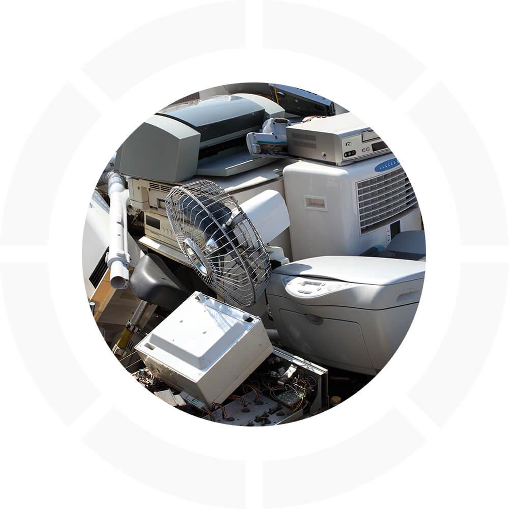 Petits équipements électriques ménagers PAM maison et bureau
